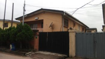 Block of 2 Nos 3 Bedroom Flats with Space at The Back, Adisa Bashua Street, Off Adelabu Street, Papa Ajao, Surulere, Lagos, Block of Flats for Sale