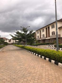 Exclusively Finished & Fully Serviced 4bedrooms Terrace Duplex with Maids Quarters, By Living Faith Church, Near Next Cash N Carry Mall, Jahi, Abuja, Terraced Duplex for Rent