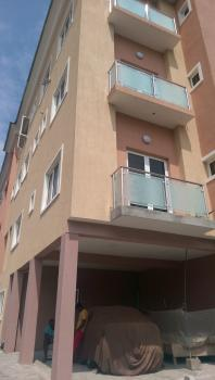 a Newly Built One Bedroom Flat [ Mini Flat ] Sitting on a Penthouse with Guest Toilet, Osapa, Lekki, Lagos, Mini Flat for Rent