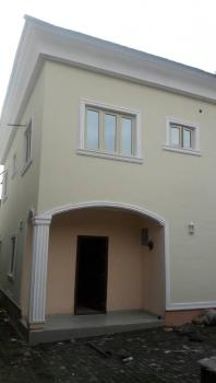 a Tastefully Finished 3 Bedroom Duplex Plus Bq [ Self Compound], Behind The New Novare Shoprite, Osapa, Lekki, Lagos, Semi-detached Duplex for Rent