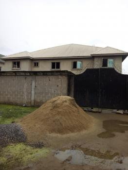 Promo . Cheap Newly Built 2 Wings of 5 Bedroom Duplex with a Mini Flat, Security Room and Generator House for Sale . Doc C of O., Devine Estate, Amuwo Odofin, Isolo, Lagos, Detached Duplex for Sale