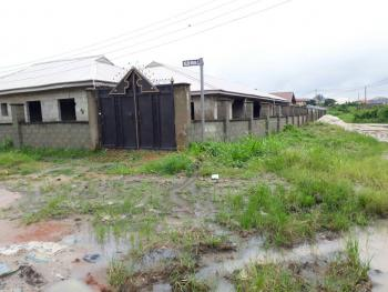 3 Units of 2 Bedroom Flat and 2 Unit of Room and Parlour Self Contained, Nelson Close, Igbogbo, Ikorodu, Lagos, Detached Bungalow for Sale
