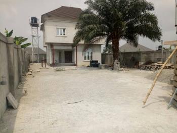Tastefully Built 4 Bedroom Duplex with 1 Bq and 2 Units of 1 Bedroom Flats, Igurita, Airport Side, Port Harcourt, Rivers, Detached Duplex for Sale