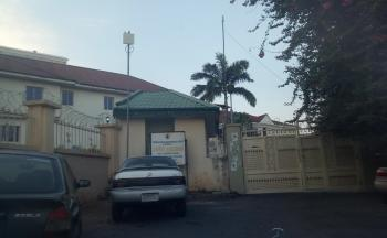 1500sqm Commercial Land with Structure, Off Aminu Kano Crescent, By Ferma, Wuse 2, Abuja, Commercial Land for Sale