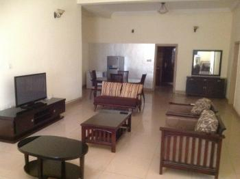 Lovely 3 Bedroom Furnished and Serviced Flat, Area 11, Garki, Abuja, Flat for Rent
