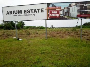 Serviced Residential Plots at  Abijo G.r.a Lekki Lagos, Arium Estate, Abijo G.r.a, Abijo, Lekki, Lagos, Residential Land for Sale