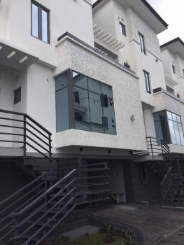 Luxuriously Finished 4-bedroom Terrace Duplex All En-suite with En Suite  Bq Located By Chevron Carlton Gate Lekki, By Chevron Carlton Gate Lekki, Chevy View Estate, Lekki, Lagos, Terraced Duplex for Sale