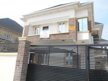 Very Well Finished 4 Bedroom Fully Detached Duplex, Chevron Area, Chevy View Estate, Lekki, Lagos, Detached Duplex for Sale