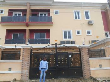 Spacious 5 Bedroom Terraced Duplex, Oral Estate, Immediately After Chevron Toll Gate, Close to, Chevy View Estate, Lekki, Lagos, Terraced Duplex for Sale