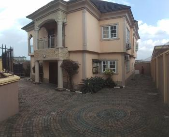 Luxury 4 Bedroom Fully Detached Duplex with a Room Bq, Ayodele Fanoiki Road, Phase 1, Gra, Magodo, Lagos, Detached Duplex for Rent