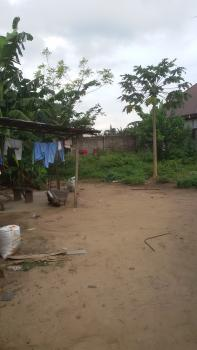 a Plot of Land Fenced with Gate, New Road 2, Off Ada George., Obio-akpor, Rivers, Residential Land for Sale