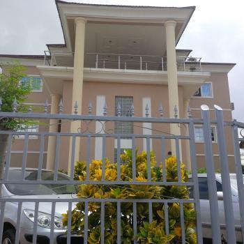 Well Finished & Serviced 2 Bedrooms Apartment in a Block of 6 Flats, Near Hotel De Bentley, Off Okonjo Iweala Way, Utako, Abuja, Flat for Rent