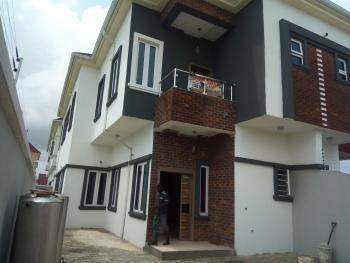 New 4 Bedroom Semi Detached Duplex, Ologolo, Lekki, Lagos, Semi-detached Duplex for Sale