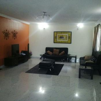 Fully Furnished Spacious 4 Bedroom Serviced Apartment, Off Kunshenla Road, Ikate Elegushi, Lekki, Lagos, Flat Short Let