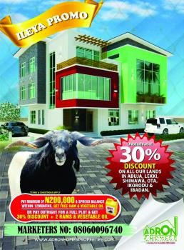 Land, Oyo East, Oyo, Mixed-use Land for Sale