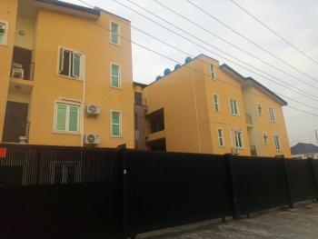 a Tastefully Built Contemporary Styled Serviced 2 Bedroom Flat with State of The Art Finishing, Ologolo, Lekki, Lagos, Flat for Rent