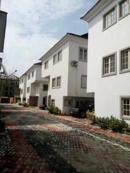 Luxury 3 Nos 4 Bedroom Detached Houses with Bq,, Yessufu Abiodun Road, Oniru, Victoria Island (vi), Lagos, Detached Duplex for Sale