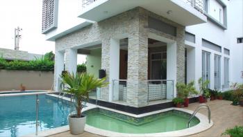 Gorgeous Mansion on 1850sqm, Lekki Phase 1, Lekki, Lagos, Detached Duplex for Sale