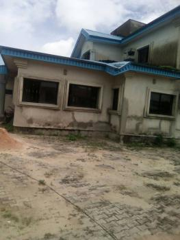 Four Bedroom Detached House with 2 Bedroom Boys Quarters an Gate House on 2 Plots of Land, Awoyaya, Ibeju Lekki, Lagos, Detached Duplex for Sale