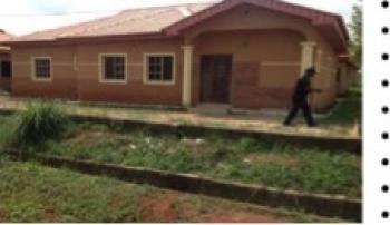3 Bedroom Detached Bungalow, Off The Lagos-ibadan Expressway, Mowe Ofada, Ogun, Detached Bungalow for Sale