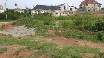 1700 Square Metres of Residential Plot of Dry Land, Guzape District, Abuja, Land for Sale
