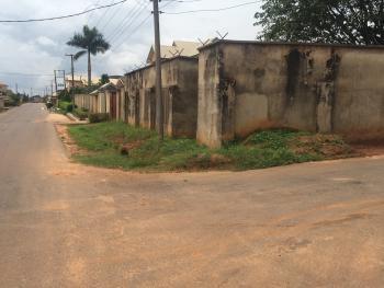 1000sqm Fenced and Gated Corner Plots, with Bq,, Close to Tamara Hotel, Golf 1, Gra, Enugu, Enugu, Mixed-use Land for Sale