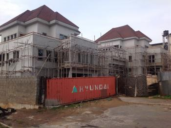 Unique 6 Bedroom Duplex with Pent House, Asokoro Extension, End of Ty Danjuma, Asokoro District, Abuja, Semi-detached Duplex for Sale