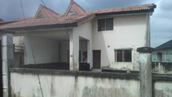 Fenced & Spacious Vacant 4 Bedroom Duplex, Lsdpc Estate/by Channels Television Office, Isheri North, Lagos, Semi-detached Duplex for Sale
