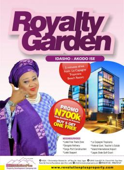 Land with Excision, Idasho, Akodo Ise, Ibeju Lekki, Ibeju, Lagos, Residential Land for Sale