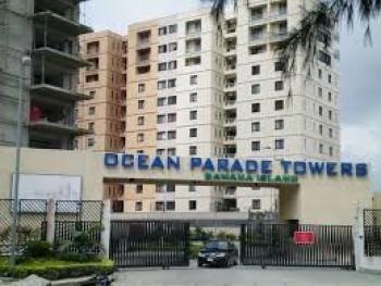 3 Bedroom Serviced Flats, Ocean Parade, Banana Island, Ikoyi, Lagos, Flat for Rent