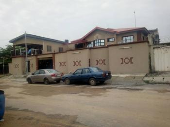 5 Bedroom Detached Duplex with 2 Nos. of 2 Bedrooms By The Side, Ademulegun Str. Ebenezer Close, Ilasamaja, Mushin, Lagos, Detached Duplex for Sale