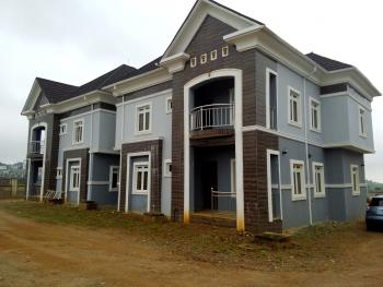 Tastefully Finished 3 Bedroom Twin Duplex with a Room Servant Quarters, Guzape District, Abuja, Semi-detached Duplex for Sale