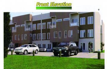 2 Bedroom Apartment  All-ensuite at Area 1 (durumi), Area 1 (durumi), Durumi, Abuja, Terraced Duplex for Sale