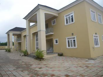 Massive 2 Units, 4 Bedroom+ S/qtrs, Jahi, Abuja, Semi-detached Duplex for Rent