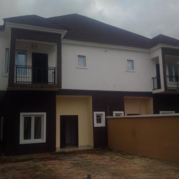Spacious 4 Bedroom Semi-detached House, Off Kemfat Road, Thomas Estate, Ajah, Lagos, Semi-detached Duplex for Sale