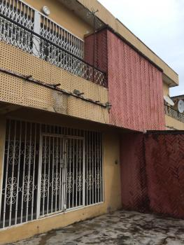 Two Wings of 4 Bedrooms Duplex with Bq, Olaogun Drive Off Adelabu Street, Masha, Surulere, Lagos, Detached Duplex for Sale