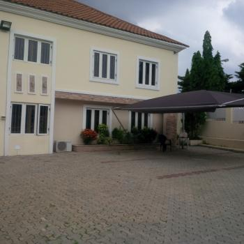 Exquisitely Serviced & Topnotch Twin 5 Bedroom Duplex with 2 Bedroom Bq Each, Off Aminu Kano Crescent, Wuse 2, Abuja, Detached Duplex for Rent