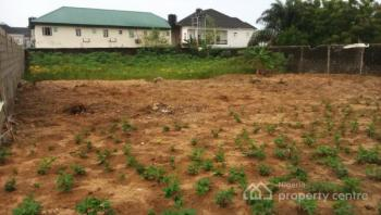 a Plot of Dry Land Measuring 673.42m2, Victory Estate Inside Thomas Estate, Thomas Estate, Ajah, Lagos, Residential Land for Sale