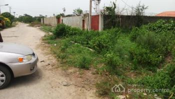 a Dry Land  for Residential, Off Water Corporation Road, Lekki Phase 2, Lekki, Lagos, Residential Land for Sale
