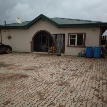 Well Finished 3 Nos of Flats, Off Tipper Garage, Akute, Ifo, Ogun, Block of Flats for Sale
