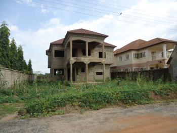 4 Bedroom Carcass, Lokogoma District, Abuja, House for Sale