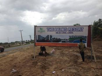 Estate Land with C of O at Ibeju Lekki, Along Free Trade Zone Road, Ibeju Lekki, Lagos, Residential Land for Sale