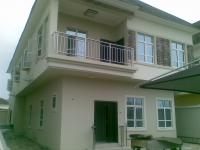 Exotic 4 Bedroom Detached House At Chevy View Estate, Chevron, Lekki Expressway, Lekki, Lagos, 4 Bedroom Detached Duplex For Sale