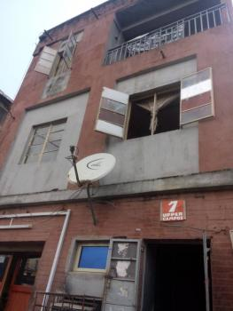 Tenanted Story Building, Upper Campos Street, Onikan, Lagos Island, Lagos, Block of Flats for Sale