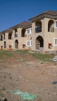 4 Units of Terrace 3 Bedroom Duplex, an Estate Beside Yayale Estate, Close to Cbn Quarters, Along Lokogoma, Apo, Abuja, Terraced Bungalow for Sale
