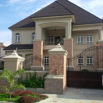 Brand New, Luxury 6 Bedrooms Fully Detached Duplex with 2 Rooms Penthouse, 2 Bedrooms Bq & 1 Bedrooms Guest Chalet, Off Ibb Boulevard Way, Maitama District, Abuja, Detached Duplex for Sale