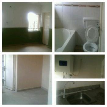 1 Bedroom Flat with Excellent Facilities, Flat 16, Block 2, J. S Tarka Street, Garki, Central Area Phase 2, Abuja, Mini Flat for Rent