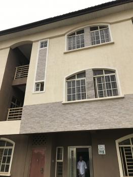 Luxury 4 Bedrooms Terrace Duplex with Bq Comes with Acs and Standby Gen, Jahi, Abuja, Terraced Duplex for Rent