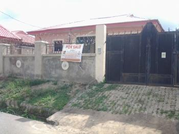 Luxury 3 Bedroom Flat Bungalow with Boys Quarters, Efab Estate, Lokogoma District, Abuja, Flat for Sale