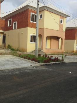 3 Bedroom Semi Detached Duplex with 1 Room Bq, Bricks City Spring Road, Kubwa, Abuja, Semi-detached Duplex for Sale